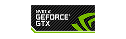 nvidia geforce gtx logotype