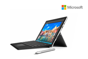 Microsoft Surface Pro 4 bundle